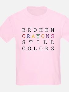 Broken Crayon still colors T-Shirt