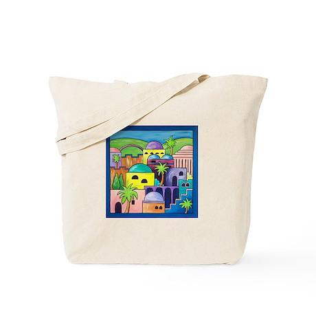 Jerusalem Art Tote Bag