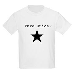 pure juice surfing sfbaygear.com Kids T-Shirt