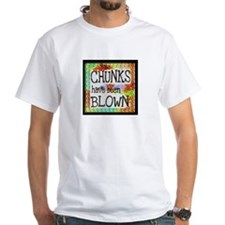 Blown Chunks ~ T-Shirt