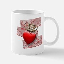 Love is the King Mug