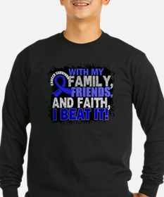 Colon Cancer Survivor Fam T
