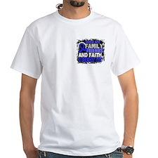 Colon Cancer Survivor FamilyFriendsF Shirt