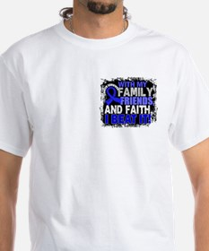 Colon Cancer Survivor FamilyFriendsF Shirt