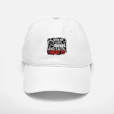 Brain Cancer Survivor FamilyFriendsFaith Hat