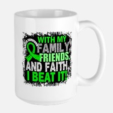 NH Lymphoma Survivor FamilyFriendsFaith Mug