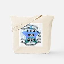Little Rock Star Tote Bag