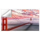 San francisco Wall Decals