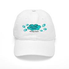Clobber Ovarian Cancer Baseball Cap