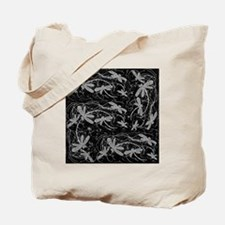 Dragonfly Night Flit Tote Bag