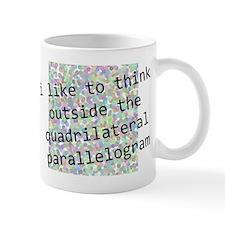 Think Outside The Box Mugs