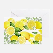 Acid Lemon from Calabria Greeting Card