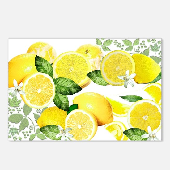 Acid Lemon from Calabria Postcards (Package of 8)