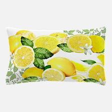 Acid Lemon from Calabria Pillow Case