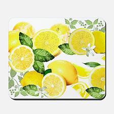 Acid Lemon from Calabria Mousepad