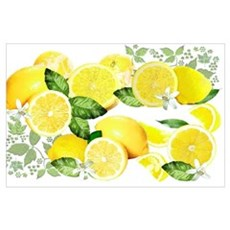 Acid Lemon from Calabria Poster