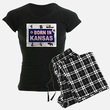 KANSAS BORN Pajamas