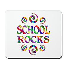 School Rocks Mousepad