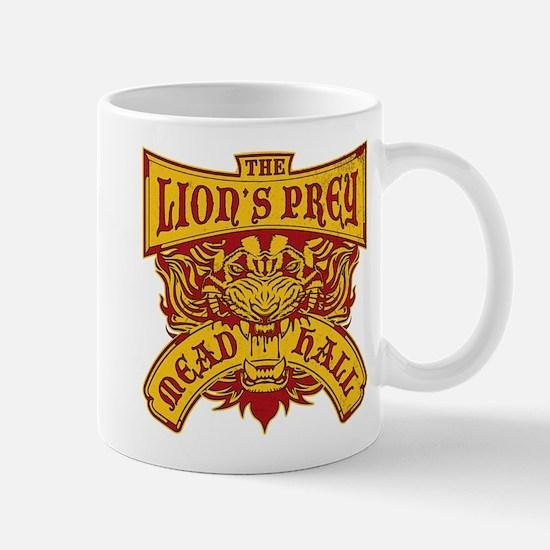 lionspreymeadhall Mugs