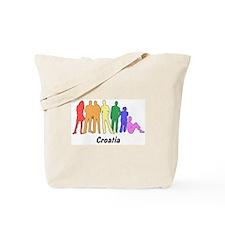 Croatia diversity Tote Bag