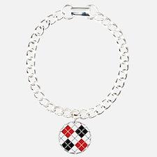 Dashed Argyle Bracelet