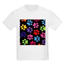 Funny Multi colored T-Shirt