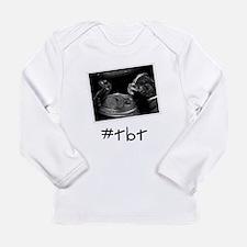 Baby Throw Back Thursda Long Sleeve Infant T-Shirt