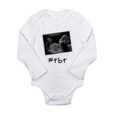 Baby Throw Back Thursd Long Sleeve Infant Bodysuit