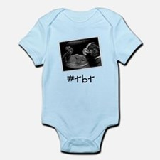 Baby Throw Back Thursday Onesie