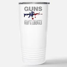 GUNS Travel Mug