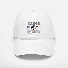 GUNS Baseball Baseball Cap