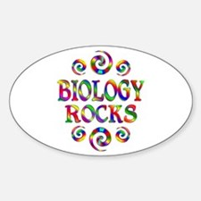 Biology Rocks Decal