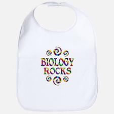 Biology Rocks Bib