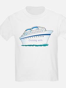 Cute Family cruise T-Shirt