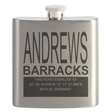 Andrews Barracks Flask