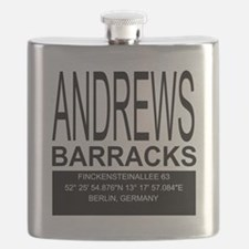 Andrews Barracks Flask