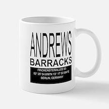Andrews Barracks Mugs