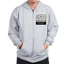 Andrews Barracks Zip Hoodie