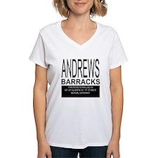 Andrews Barracks T-Shirt