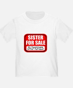 Sister Brother For Sale T