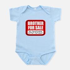 Sister Brother For Sale Infant Bodysuit