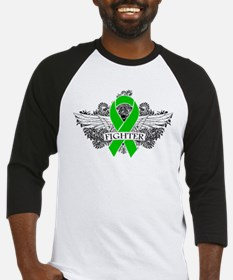 Mitochondrial Disease Fighter Wings Baseball Jerse