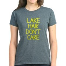 Ocean Lake Coast Boat Hair Do Tee