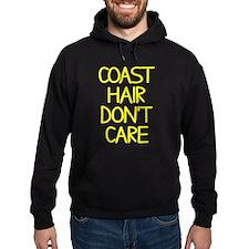 Ocean Lake Coast Boat Hair Don't Car Hoodie