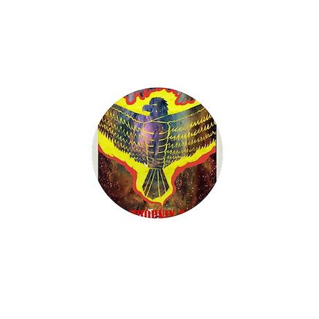 The Phoenix Saga Mini Button