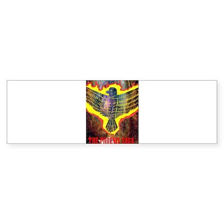 The Phoenix Saga Bumper Sticker