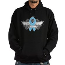 Graves Disease Fighter Wings Hoodie