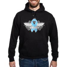 Graves Disease Fighter Wings Hoody