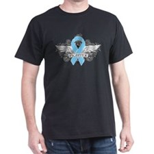 Graves Disease Fighter Wings T-Shirt