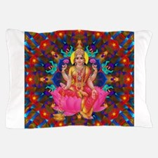 Daily Focus Mandala 4.2.15 Lakshmi Pillow Case